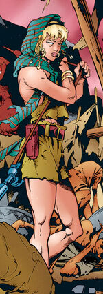 Gwendolyne Stacy (Earth-295) from X-Universe Vol 1 1 0001