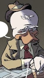 Howard the Duck (Earth-Unknown) from Spider-Man Annual Vol 3 1 001