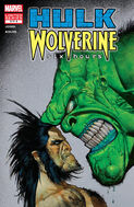 Hulk Wolverine Six Hours Vol 1 2