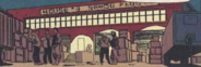Hunts Point Cooperative Market from Punisher War Zone Vol 1 2 001