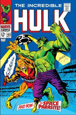 Incredible Hulk Vol 1 103