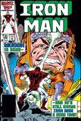 Iron Man Vol 1 205