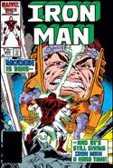 Iron Man Vol 1 205