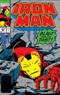 Iron Man Vol 1 267