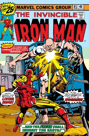 Iron Man Vol 1 85