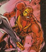 Jefferson Kotto (Earth-95431) from Ultraverse Future Shock Vol 1 1 001