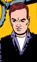 Joe from Strange Tales Vol 1 129 0001