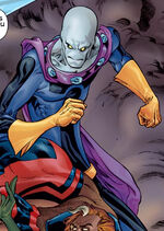 Kevin Sydney (Earth-33629) from Exiles Annual Vol 1 1 0001