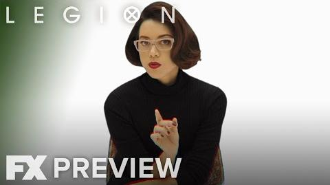 Legion Season 2 All In Your Head Preview FX