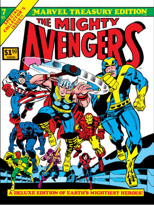 Marvel Treasury Edition Vol 1 7