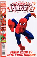 Marvel Universe Ultimate Spider-Man Vol 1 5