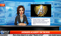 Masters of Evil (Earth-TRN562) from Marvel Avengers Academy 001