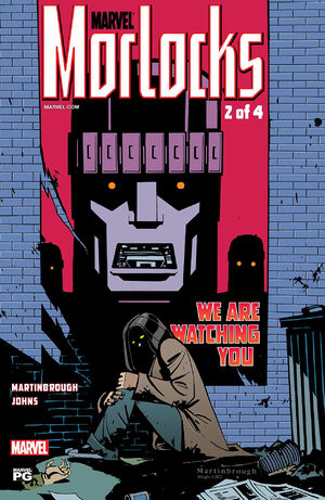 Morlocks Vol 1 2