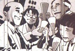 Neural Net Team (Earth-7642) from Daredevil Batman Vol 1 1 001