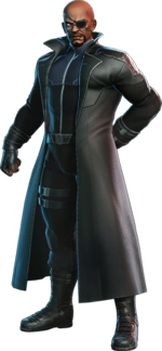 Nicholas Fury (Earth-TRN765) from Marvel Ultimate Alliance 3 The Black Order 002