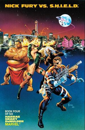 Nick Fury vs. S.H.I.E.L.D. Vol 1 4