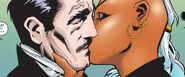 Ororo Munroe (Earth-1298) and Forge (Earth-1298) from Mutant X Vol 1 7 0001
