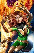 Phoenix Resurrection The Return of Jean Grey Vol 1 1 ComicXposure Exclusive Variant B