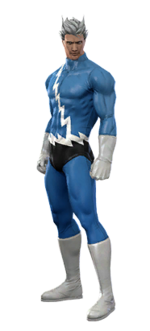 Pietro Maximoff (Earth-TRN258) from Marvel Heroes (video game)