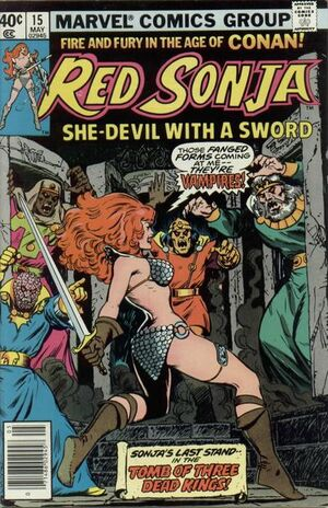 Red Sonja Vol 1 15
