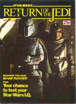 Return of the Jedi Weekly (UK) Vol 1 23