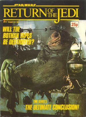 Return of the Jedi Weekly (UK) Vol 1 41