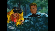 Robert Drake (Earth-92131) and Jubilation Lee (Earth-92131) from X-Men The Animated Series Season 3 15 001