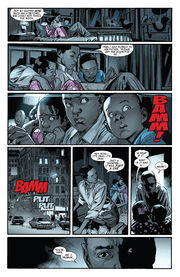 Samuel Wilson, Gideon Wilson and Sarah Wilson (Earth-616) from All-New Captain America Vol 1 3 0001
