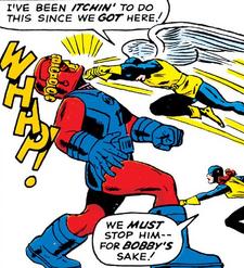 Sentinel 17 (Earth-616) from X-Men Vol 1 15 0004