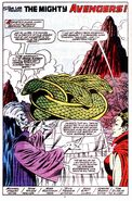 Serpent Crown from Avengers Annual Vol 1 18 001
