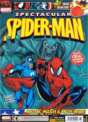 Spectacular Spider-Man (UK) Vol 1 198