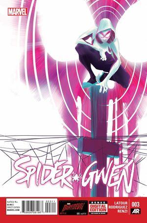 Spider-Gwen Vol 1 3