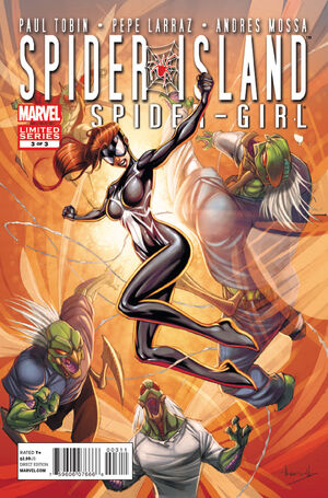 Spider-Island The Amazing Spider-Girl Vol 1 3