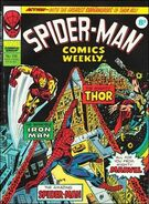 Spider-Man Comics Weekly Vol 1 136