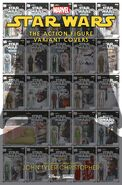 Star Wars The Action Figure Variant Covers Vol 1 1 Solicit