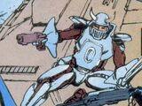 Steel Warrior (Earth-928)
