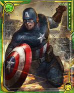 Steven Rogers (Earth-616) from Marvel War of Heroes 021