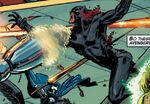 T'Challa (Earth-21261) from Age of Ultron vs. Marvel Zombies Vol 1 1 0001