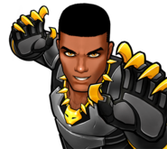 T'Challa (Earth-TRN562) from Marvel Avengers Academy 001