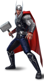 Thor Odinson (Earth-TRN012) from Marvel Future Fight 006