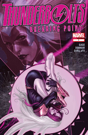 Thunderbolts Breaking Point Vol 1 1