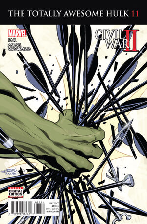 Totally Awesome Hulk Vol 1 11