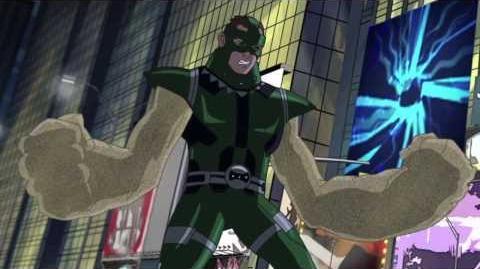 """Ultimate Spider-Man - Episode 22 """"Sandman Returns"""" Clip"""