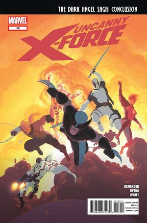 Uncanny X-Force Vol 1 18