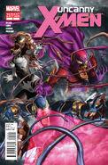Uncanny X-Men Vol 2 5 Venom Variant