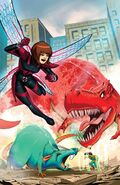 Unstoppable Wasp Vol 1 3 Textless