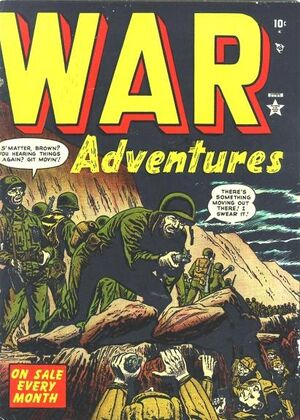 War Adventures Vol 1 4