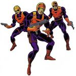 Watchdogs (Earth-616) from Gamer's Handbook of the Marvel Universe Vol 5 001