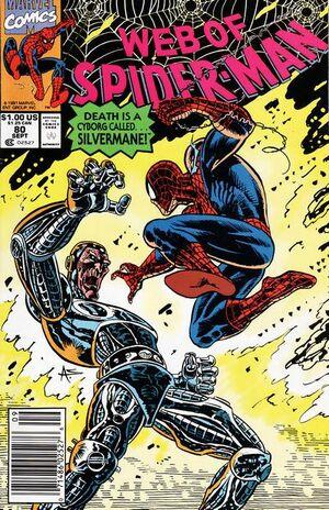 Web of Spider-Man Vol 1 80