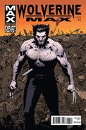 Wolverine MAX Vol 1 1 Wolverine Variant